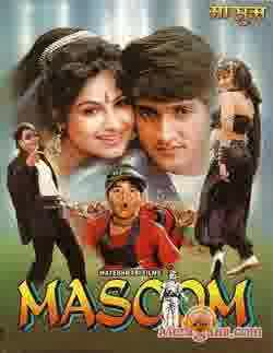 Poster of Masoom (1996) - (Hindi Film)